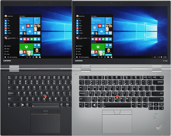 ThinkPad X1 Yoga 2017 Arbeitsnotebook