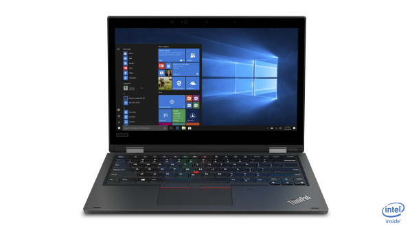 ThinkPad L390 Yoga (i7, 16GB, 512GB SSD, Black)