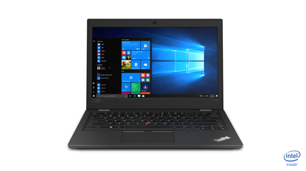 ThinkPad L390 (i5, 8GB, 256GB SSD, Black)