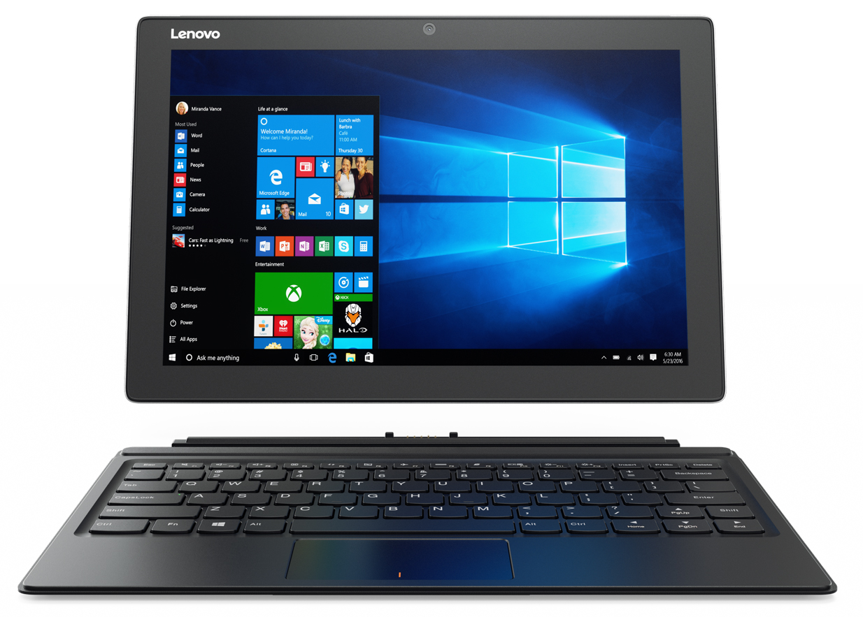 Lenovo Miix 510 Tablet
