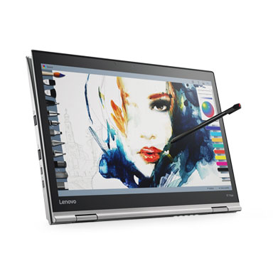 ThinkPad X1 Yoga 2017 Silber