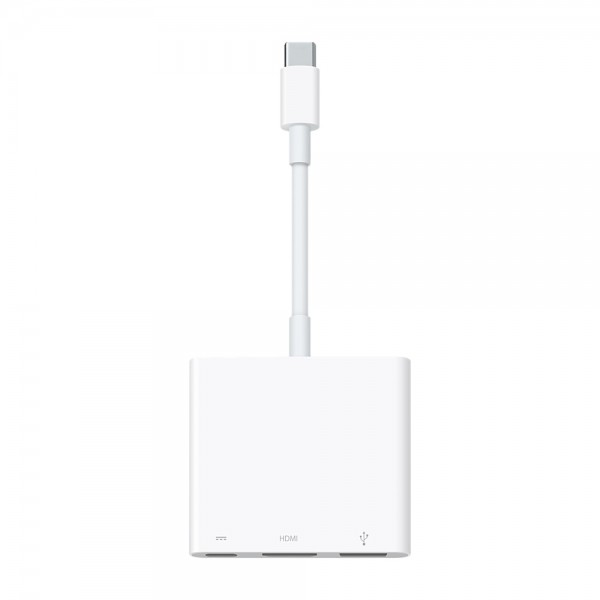Apple USB-C Digital-AV Multiport Adapter MJ1K2ZM/A HDMI Adapter